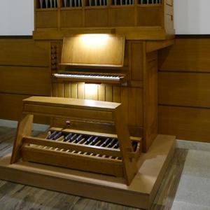 Órgão da Capela de Nossa Senhora da Alegria
