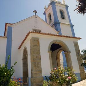 Igreja Matrizde Aldeia Galega da Merceana