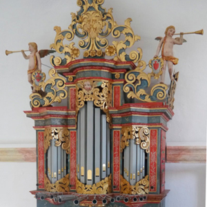 Órgão da Igreja do Convento de Nossa Senhora da Conceição