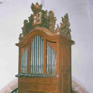 Órgão da Igreja Matriz do Alvito