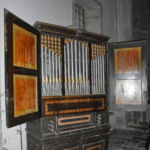 Órgão positivo da Igreja Matriz de Rendufe