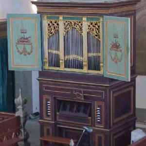 Órgão da Igreja da Misericórdia de Angra do Heroísmo