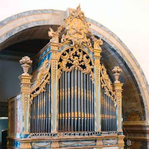 Órgão da Igreja de Nossa Senhora da Guia