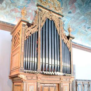 Órgão da Igreja do Recolhimento de São Gonçalo