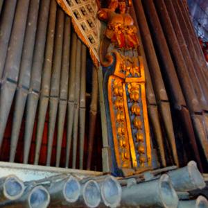 Órgão da Igreja Matriz de Arganil
