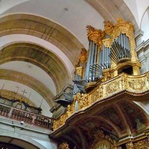 Órgão do Mosteiro de Arouca