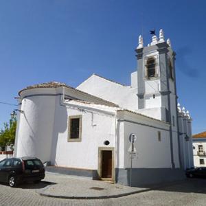 Igreja Matrizde Arraiolos