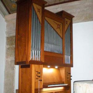 Órgão da igreja Paroquial de São Lourenço de Arranhó