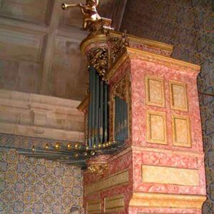Órgão da Igreja da Misericórdia de Aveiro