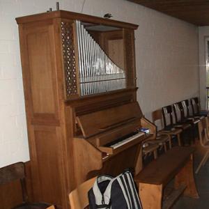 Órgão da Igreja de Santa Joana Princesa