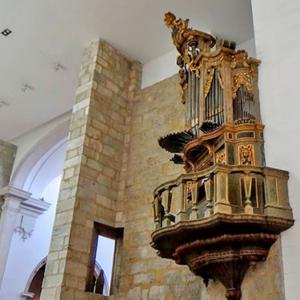 Órgão histórico da Sé de Aveiro