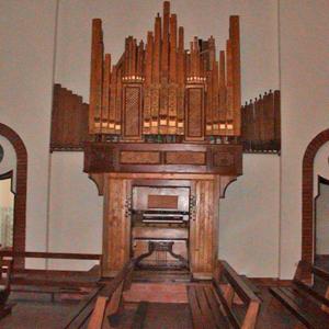 Órgão da Igreja do Seminário de Aveiro