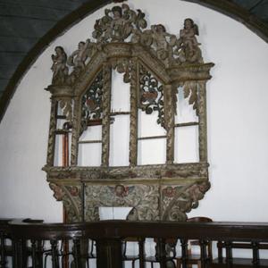 Órgão da sé velha de Bragança