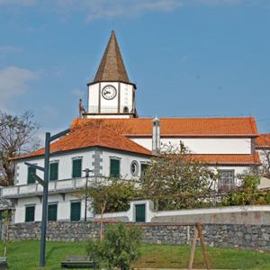 Igreja Matrizdo Estreito da Calheta
