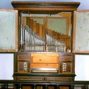 Órgão da Igreja Matriz da Calheta (Açores)