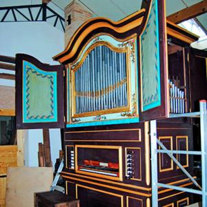 Órgão da Igreja Matriz de Covões