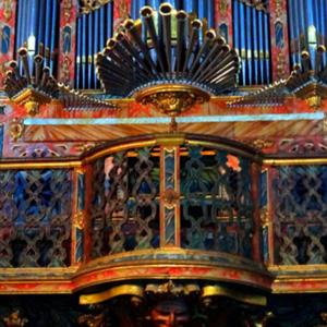Órgão de tubos da Igreja Matriz de Chaves