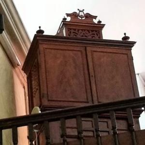 Órgão positivo de armário da Capela de Santa Maria Maior