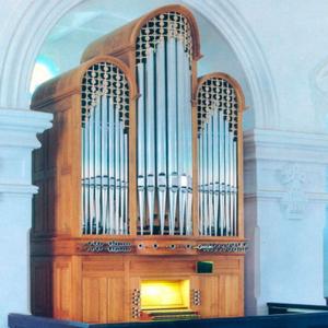 Órgão da Igreja Matriz de Espinho