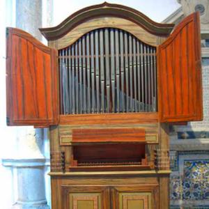 Órgão da Igreja do Convento de São Francisco