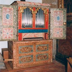 Órgão da Igreja de Nossa Senhora do Carmo