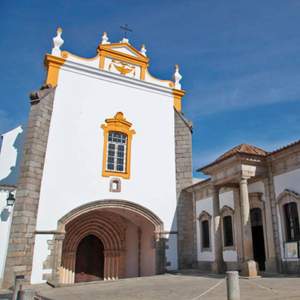 Igreja dos Lóios, Évora