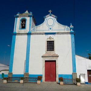 Igreja Matrizde São Miguel de Machede