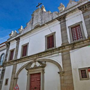 Igreja do Convento das Mercês, Évora
