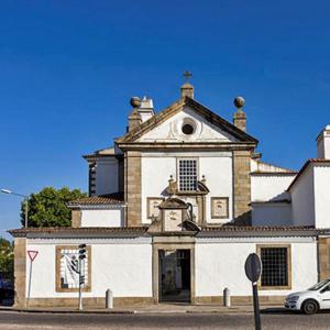 Igreja do Conventode Nossa Senhora dos Remédios