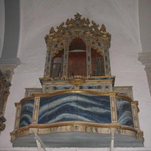 Órgão da Igreja do Convento de Nossa Senhora dos Remédios