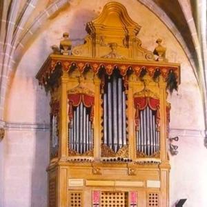 Órgão da Igreja de São Francisco, capela-mor
