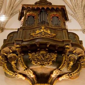 Órgão da Igreja de São Francisco, tribuna