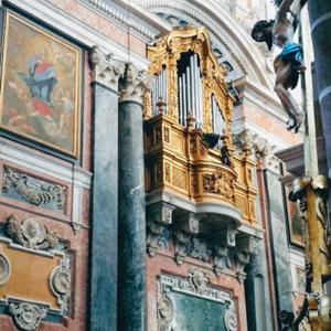 Órgão da capela-mor da Sé de Évora
