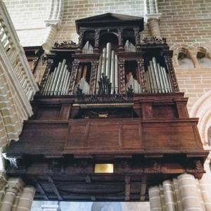 Órgão renascentista da Sé de Évora