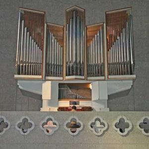 Órgão da Igreja Paroquial de Joane