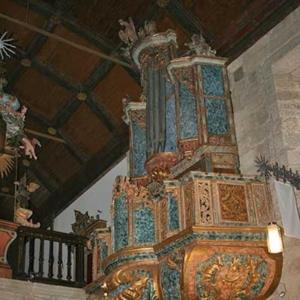 Órgão da Igreja Matriz de Landim