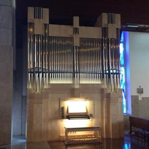 Órgão da Igreja Paroquial de Ribeirão