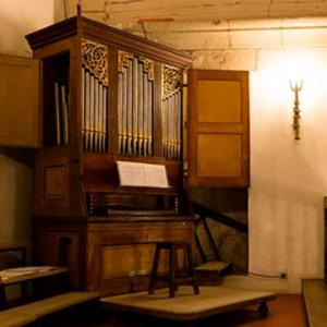 Órgão da Igreja Paroquial de Telhado