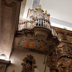 Órgão histórico da igreja do Carmo, Faro