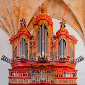 Grande órgão da sé de Faro
