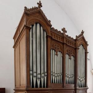 Órgão da Igreja de Santa Maria de Lamas