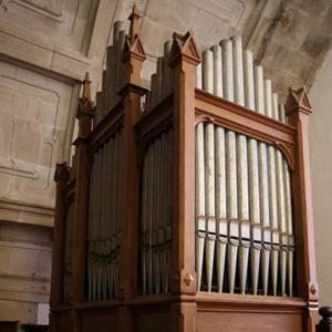 Órgão da Igreja Matriz de Santa Maria da Feira
