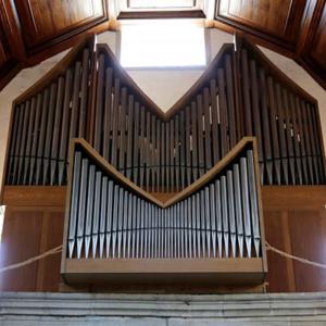 Órgão da Igreja Paroquial de Mosteirô