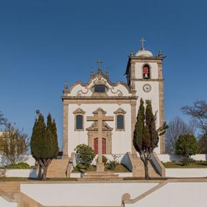 Igreja Paroquial de Santo André de Mosteirô