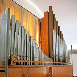Órgão da Igreja de Nogueira da Regedoura