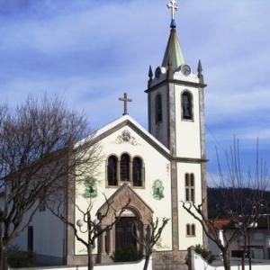 Igreja Paroquial de Nogueira da Regedoura