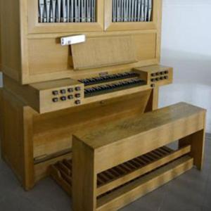 Órgão da Igreja Paroquial do Bom Sucesso