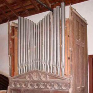 Órgão de tubos da igreja matriz de Figueiró dos Vinhos
