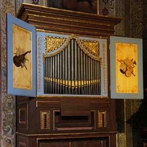 Órgão da Igreja do Colégio