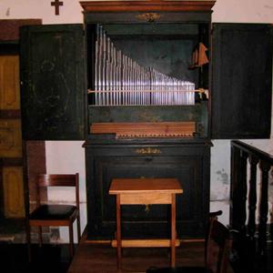 Órgão da Igreja do Recolhimento